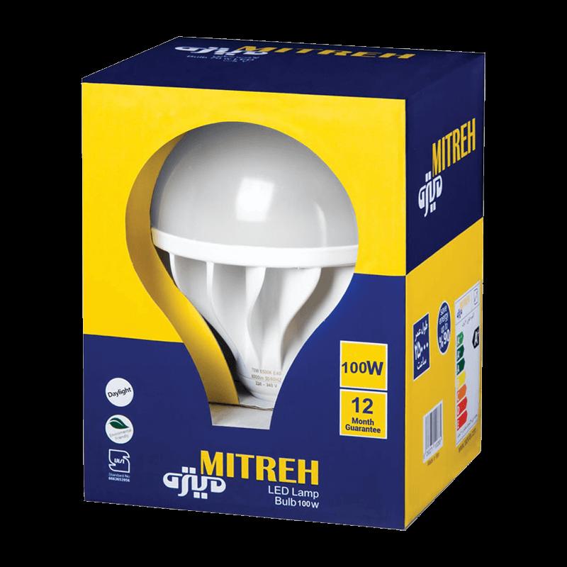لامپ ال ای دی 100 وات حبابی
