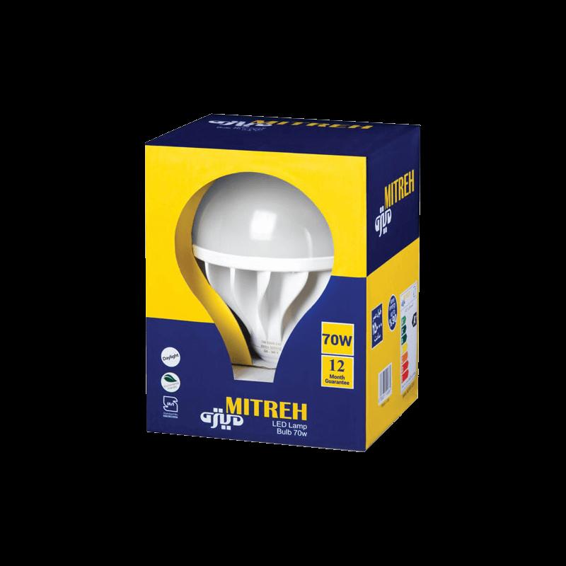 لامپ حبابی 70 وات