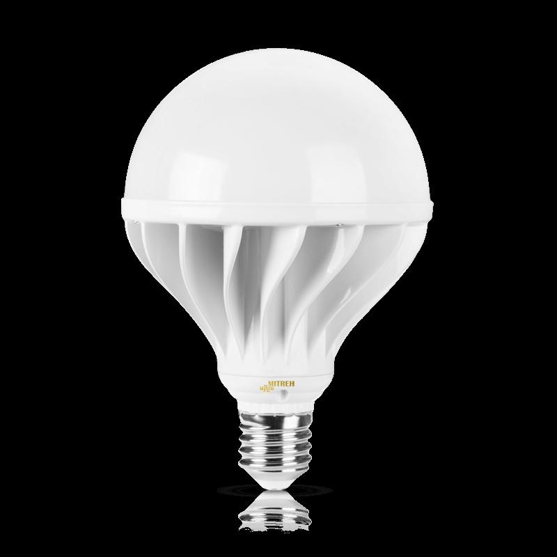 لامپ ال ای دی حبابی های پاور میتره