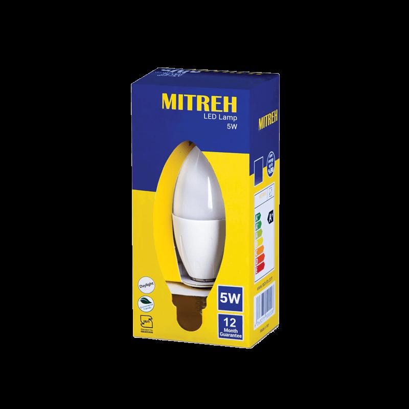 خرید لامپ ال ای دی شمعی