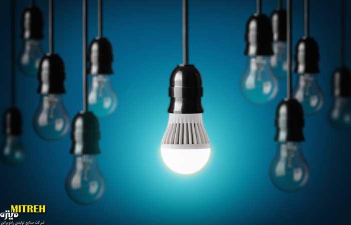 همه آنچه که درباره لامپ ال ای دی باید بدانید