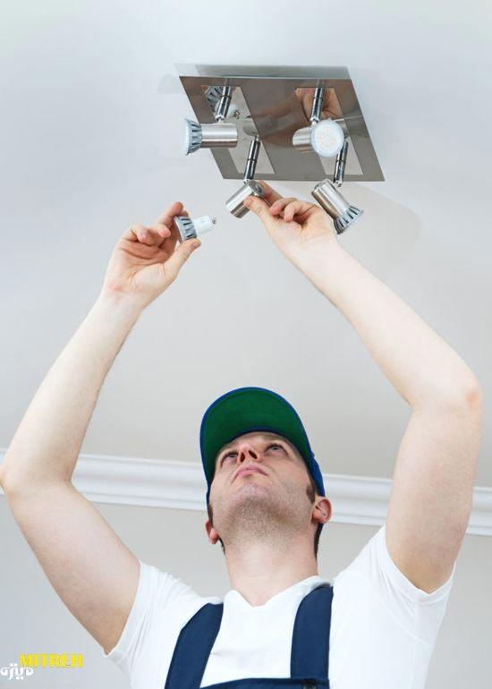 لامپ ال ای دی هالوژن