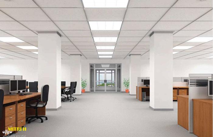لامپ ال ای دی برای اداره و شرکت