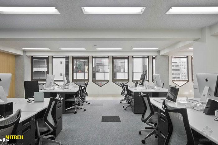 لامپ ال ای دی برای دفتر