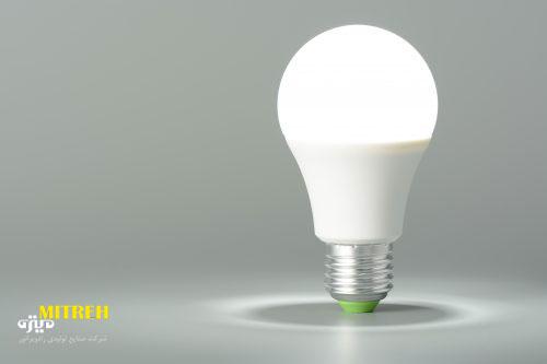 خطر لامپ ال ای دی
