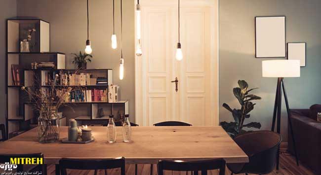 روشنایی خانه
