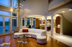 روشنایی منزل