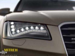 لامپ ال ای دی خودرو