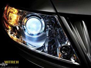لامپ زنون ماشین