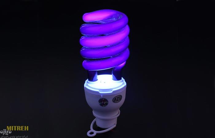 لامپ یو وی چیست ؟ ( لامپ UV چیست )