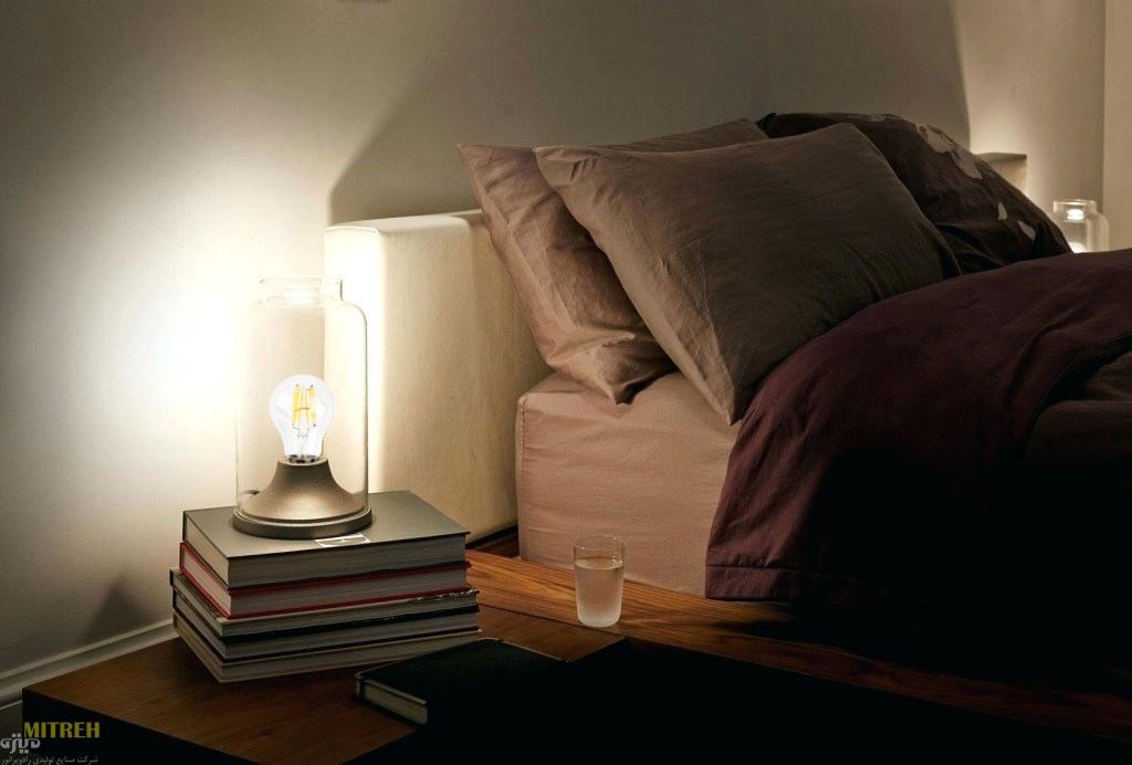 لامپ مناسب برای اتاق خواب خانه