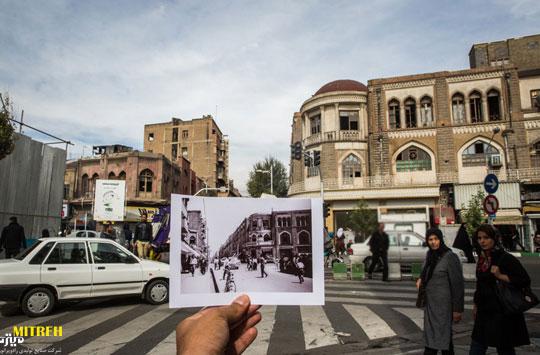 بازار برق و روشنایی لاله زار تهران