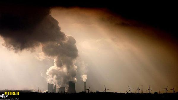 علت گرمایش زمین