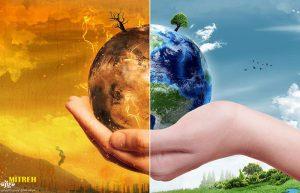 پدیده گرم شدن زمین