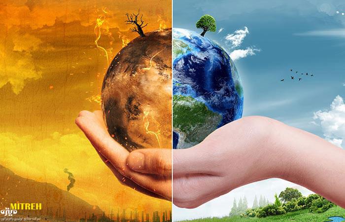 همه چیز درباره پدیده گرم شدن زمین یا گرمایش جهانی