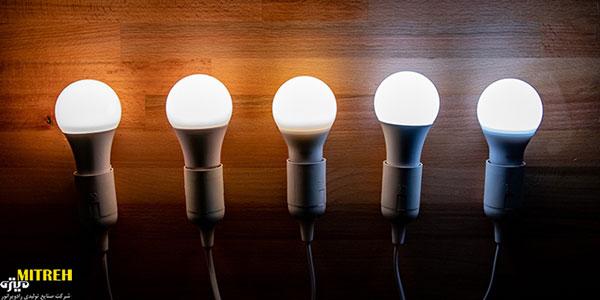 خرید سالم ترین لامپ ال ای دی