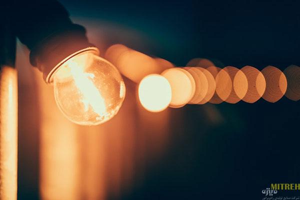 خرید لامپ 50 وات ال ای دی