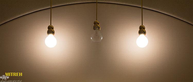 علت چشمک زدن لامپ ال ای دی یا سوسو زدن لامپ چیست ؟