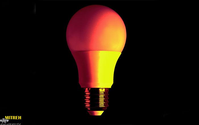 لامپ ال ای دی سقفی