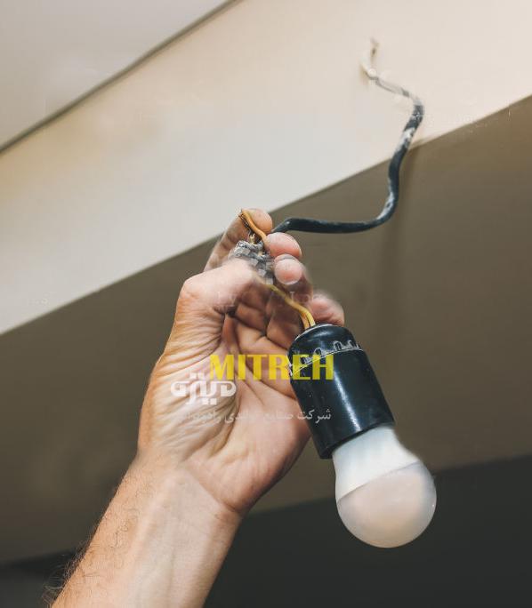 رفع علت روشن نشدن-لامپ