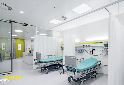 لامپ ال ای دی برای بیمارستان