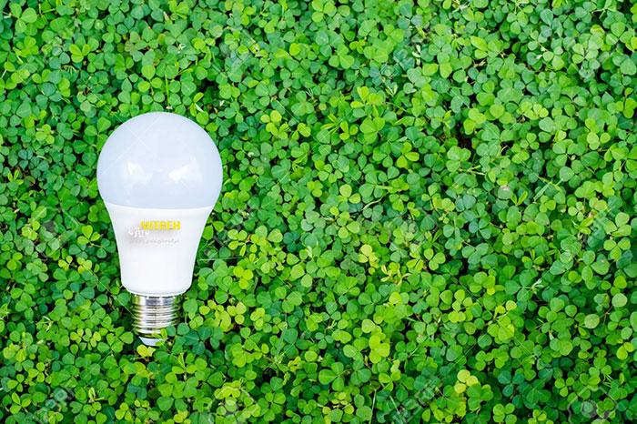 مزایای زیست محیطی لامپ ال ای دی چیست ؟