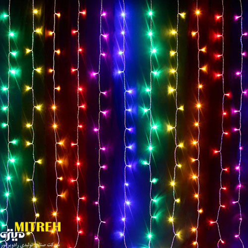 لامپ ال ای دی رنگی