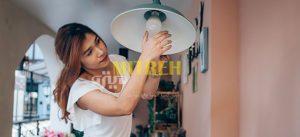 قیمت لامپ