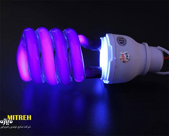 خرید-لامپ-بلک-لایت-نور-سیاه
