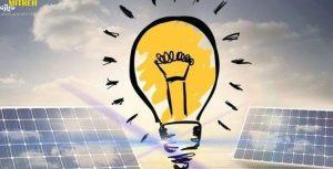 استخراج-انرژی-خورشیدی-از-لامپ-های-خانگی