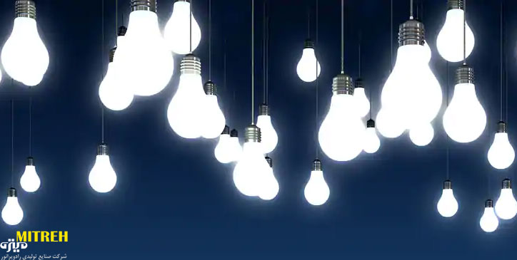 خرید لامپ کم مصرف ارزان