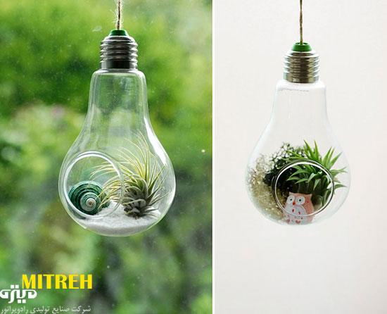 لامپ-خلاقانه