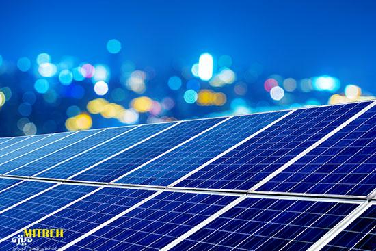 پنل-خورشیدی