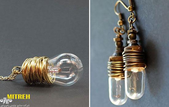 کاردستی-لامپ