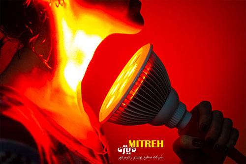لامپ-اشعه-مادون-قرمز