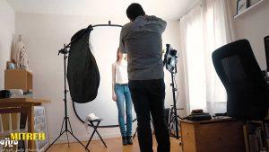 لامپ برای عکاسی در خانه