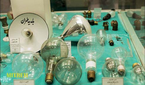 لامپ-های-قدیمی-موزه-برق