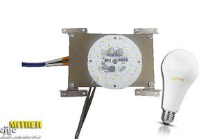 تعمیر لامپ ال ای دی با هیتر