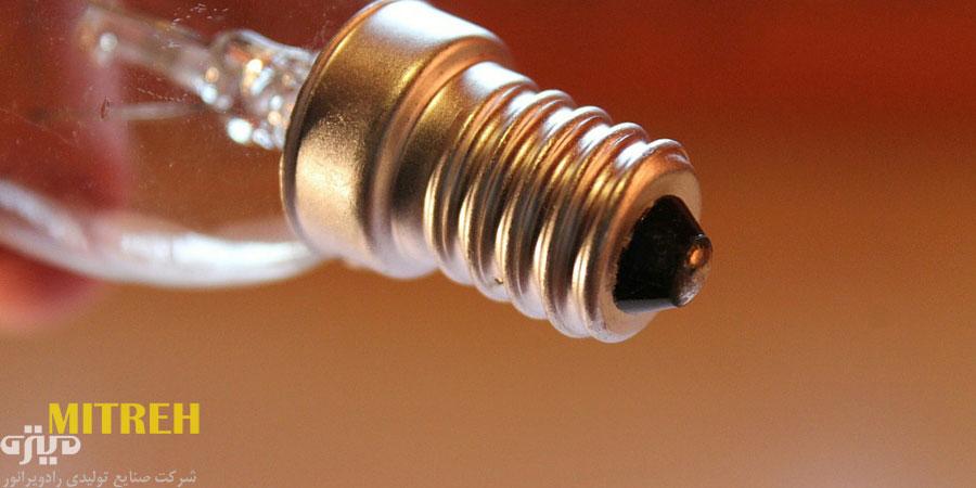 تعمیر سرپیچ لامپ ( تعویض سرپیچ لامپ )