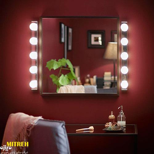 خرید-آینه-لامپ-دار-آرایش-و-گریم