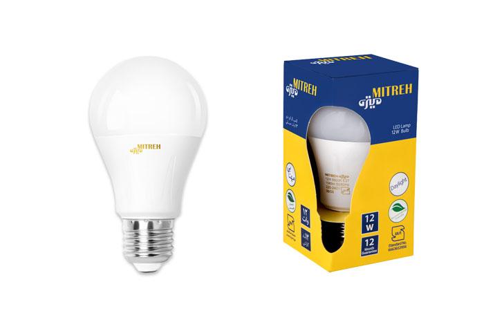 خرید لامپ ال ای دی ۱۲ ولت