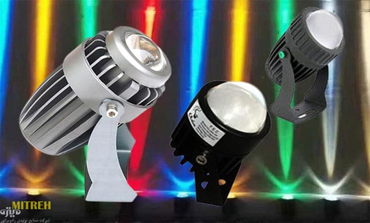 خرید چراغ جت لایت برای نورپردازی