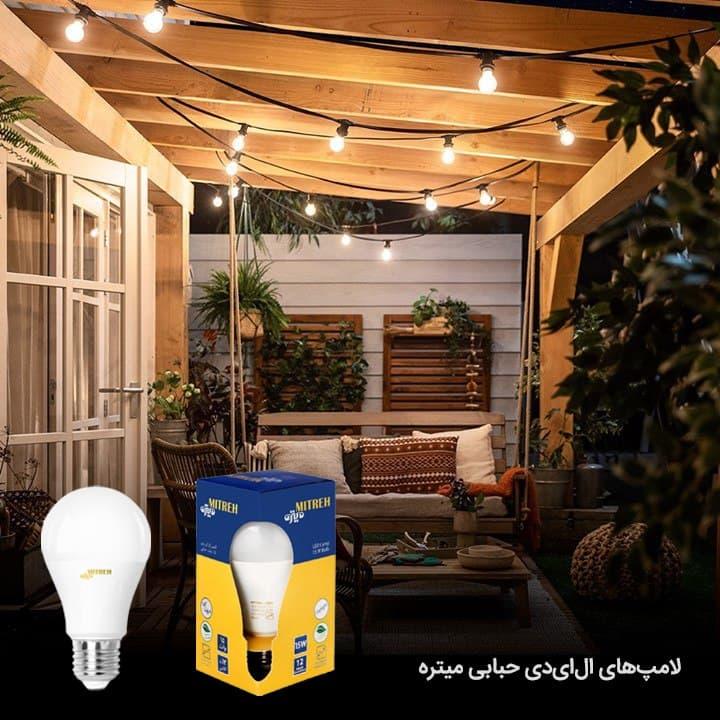 خرید لامپ 12 ولت ال ای دی