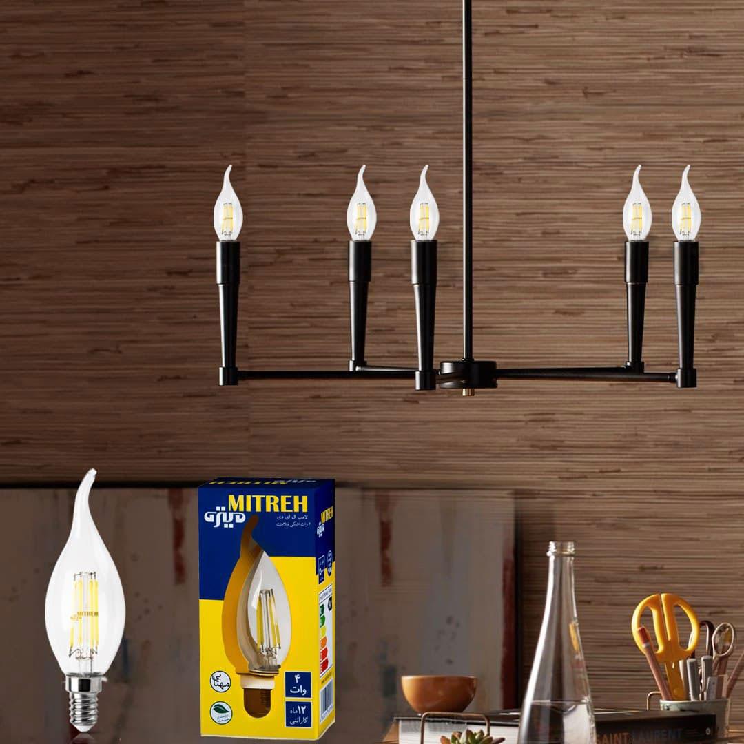 خرید-لامپ-آفتابی-یا-مهتابی-برای-لوستر